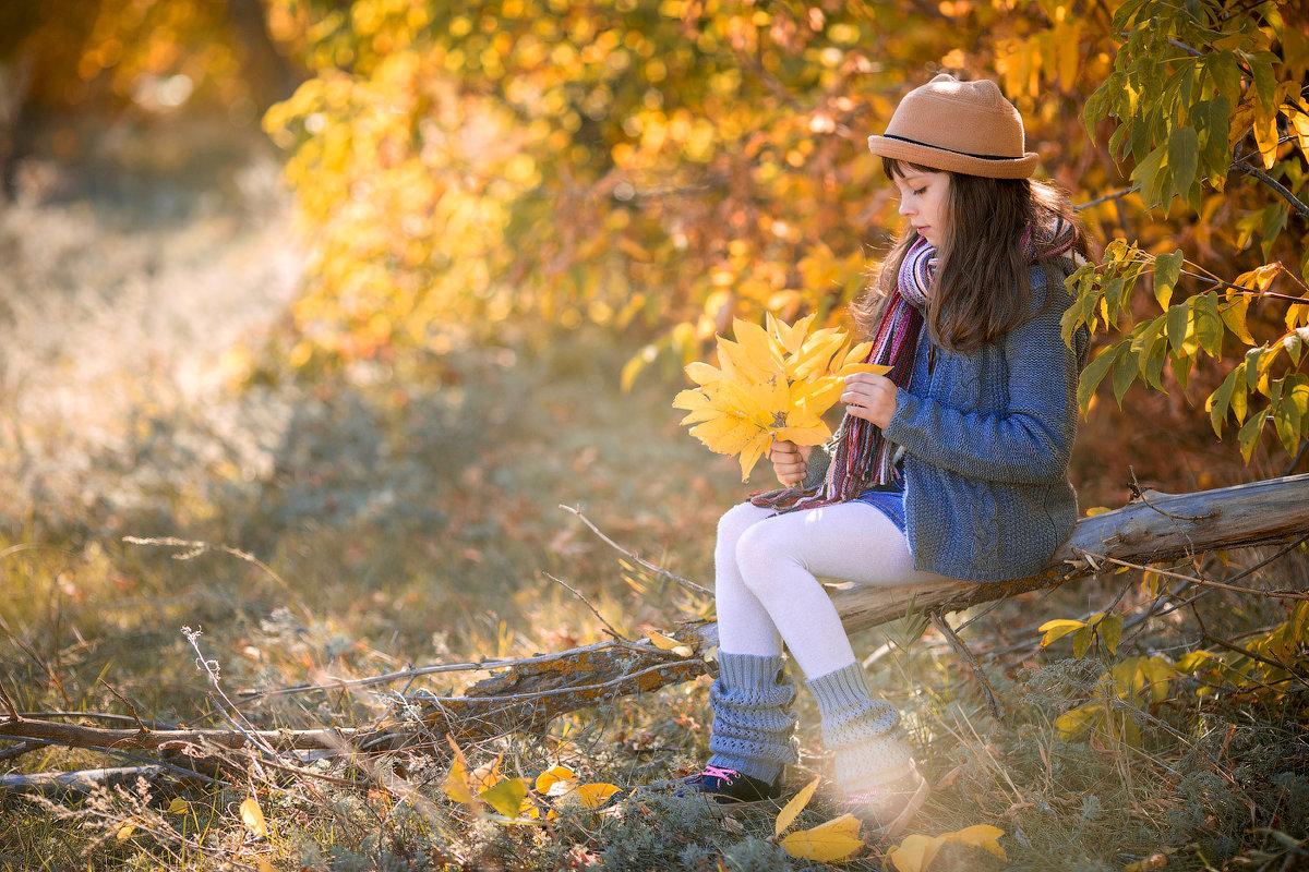 Девочка Осень - Наталья Кирсанова