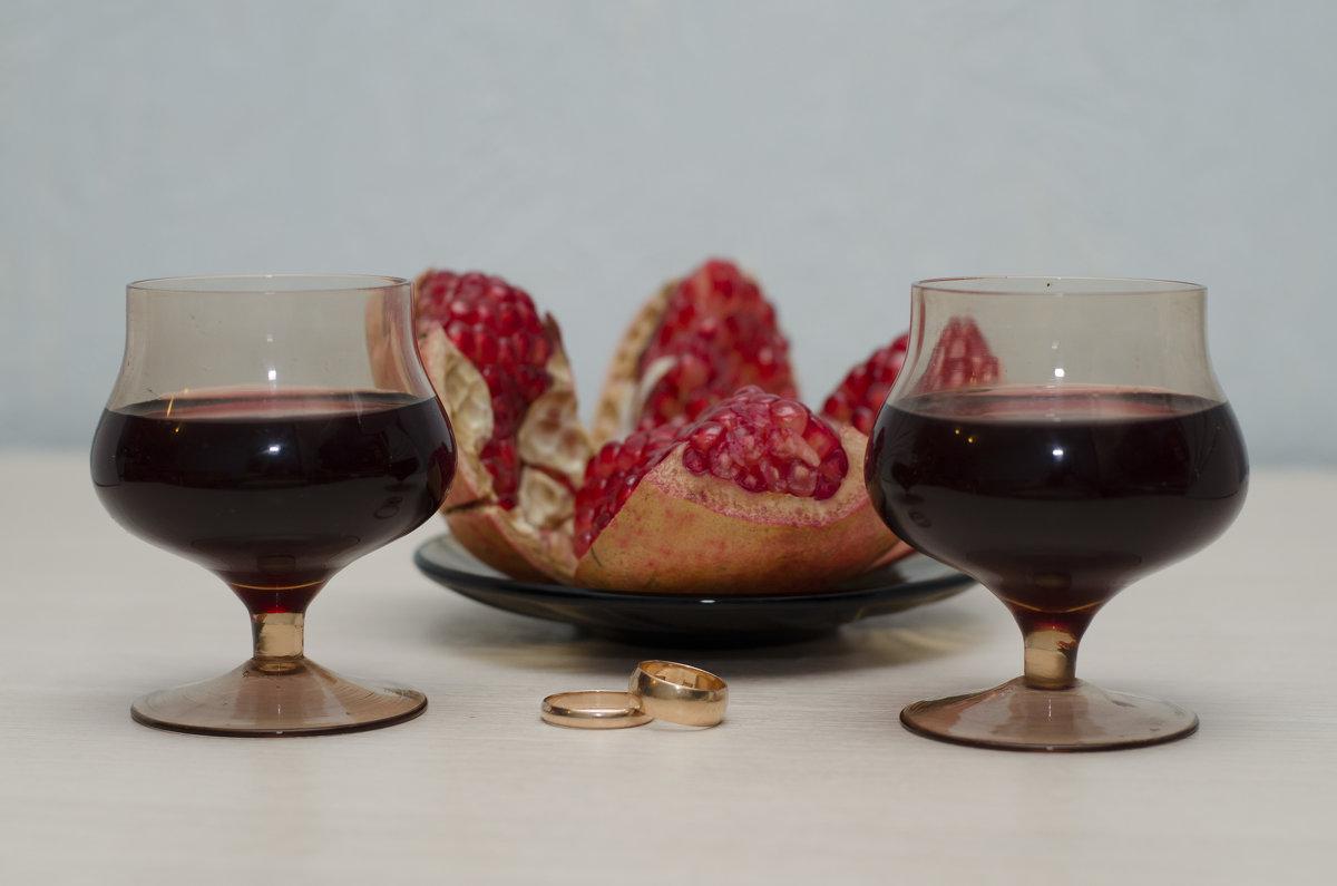 гранатовая свадьба - Ольга Русакова