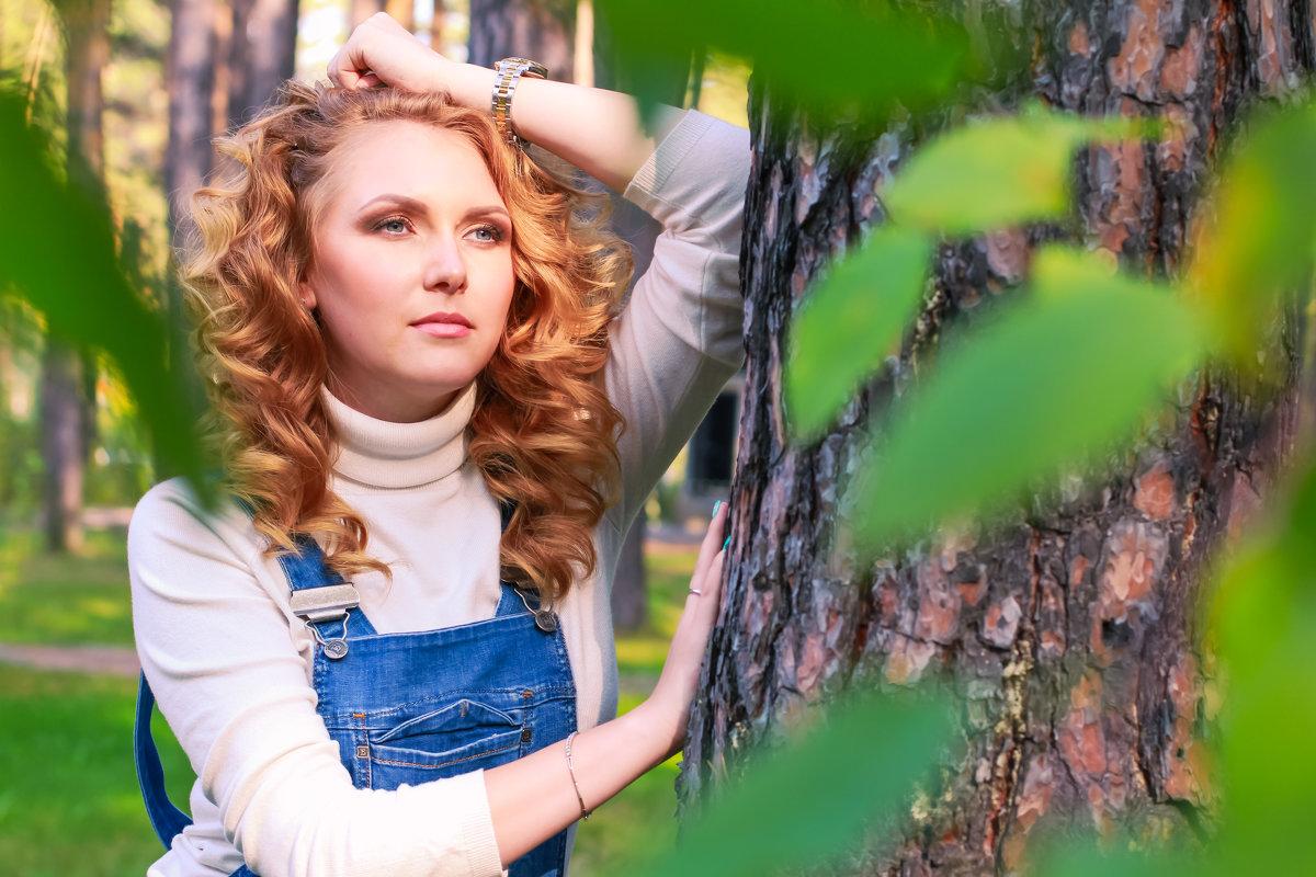 Осенний взгляд - Екатерина Беникаускене