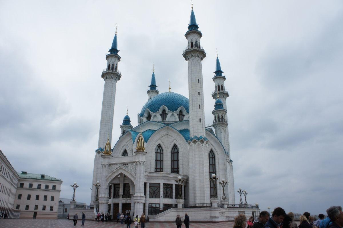 Мечеть Кул-Шариф - Елена Смолова