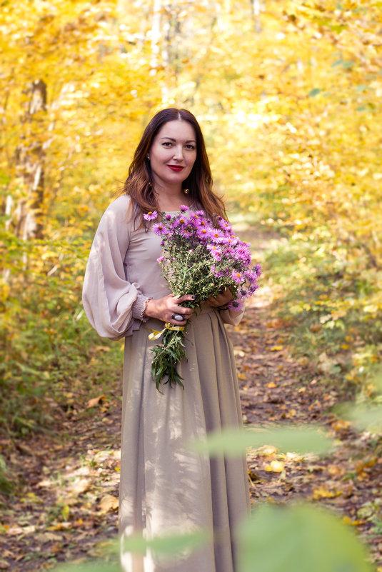 Золотая осень - Анна