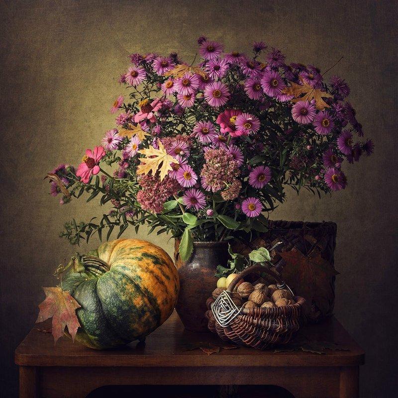 Осенний натюрморт - Ирина Приходько