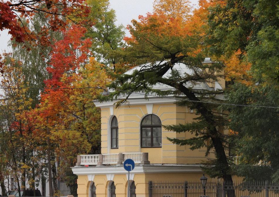 Осень в городе - Вера Моисеева