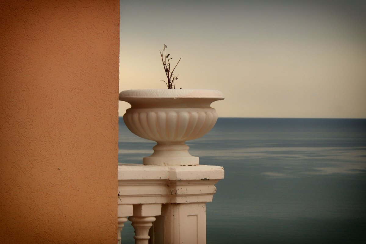 Немного античности и моря - Екатерррина Полунина