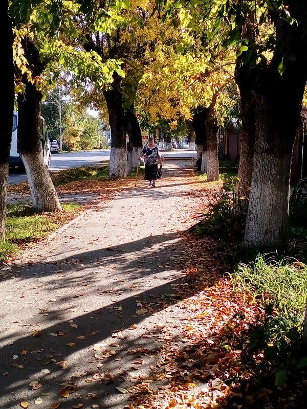 Осень приходит как старость - Marina K