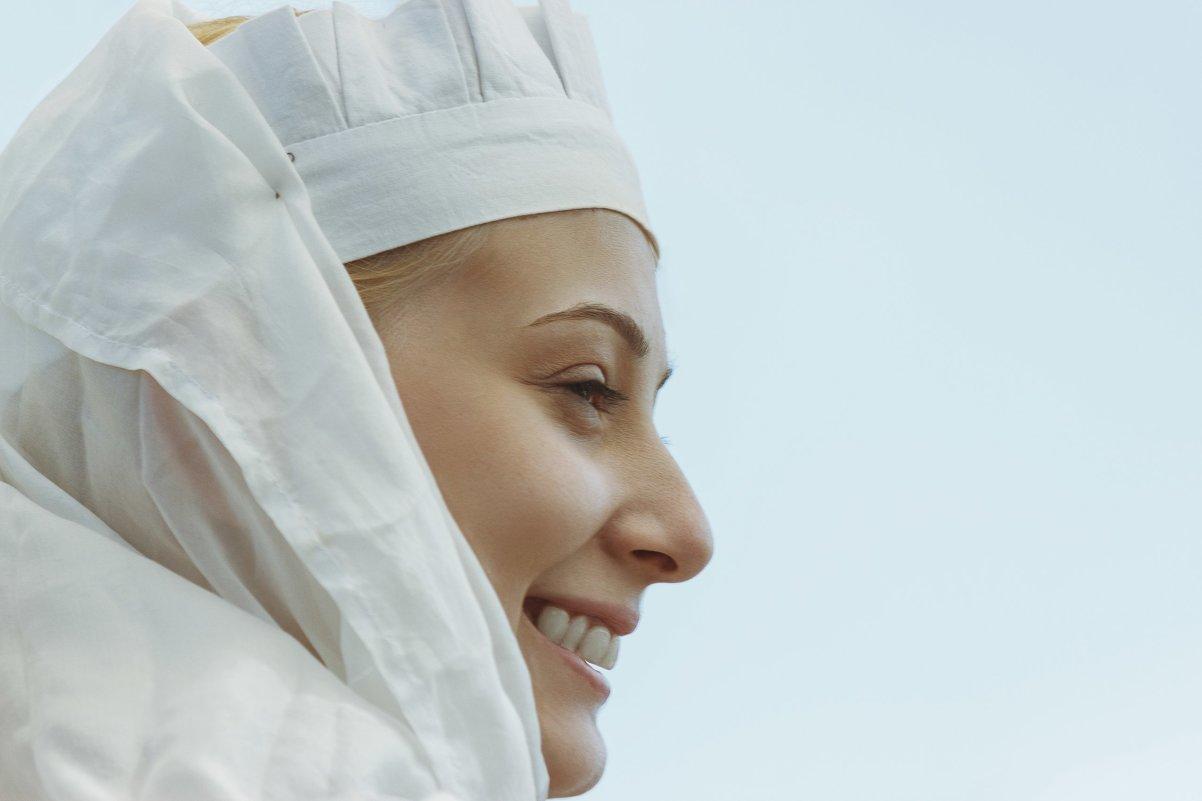 Портрет средневековой принцессы-) - Noregr