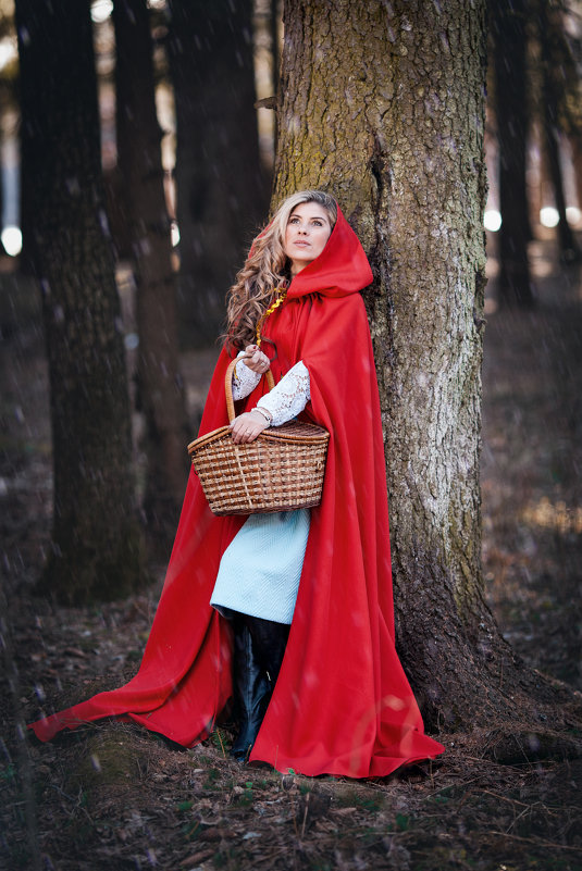 Красная шапочка - Оксана