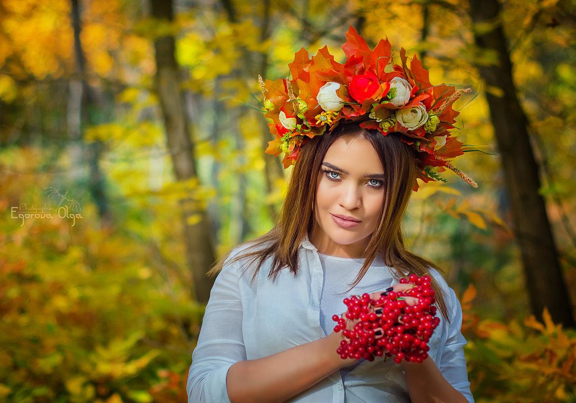 Калина (и красавица Виолетта) - Ольга Егорова