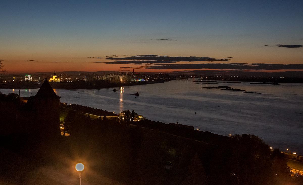 Ночной Нижний Новгород! - ИГОРЬ ЧЕРКАСОВ