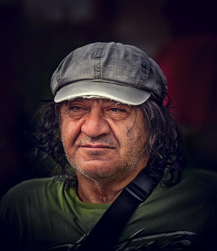 Гость из прошлого...(color). - Павел Петрович Тодоров