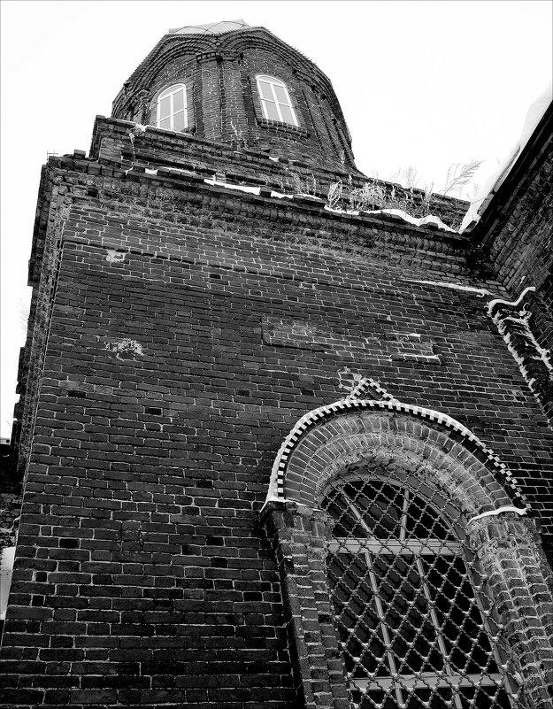 Заброшенный Храм. - Валерия  Полещикова