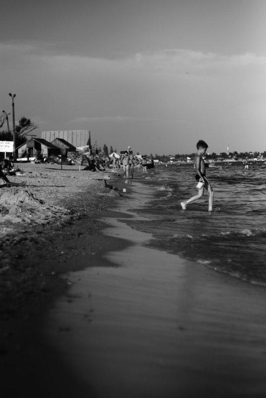 пляж - сергей швед