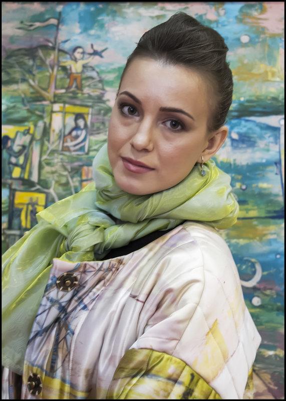Ольга - Алексей Патлах