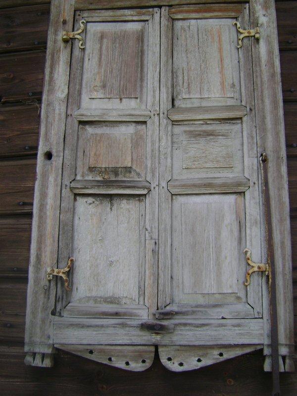 Старое окно - Марина Домосилецкая