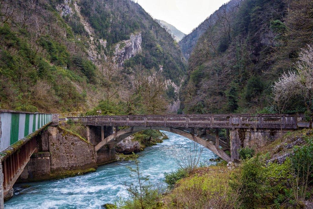 Старый мост - Ольга