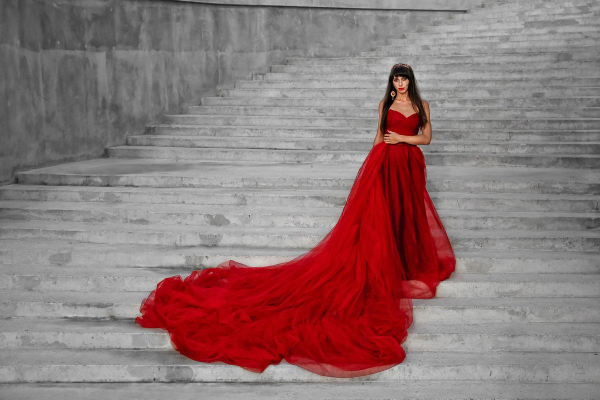 Леди в красном - Ольга Палей