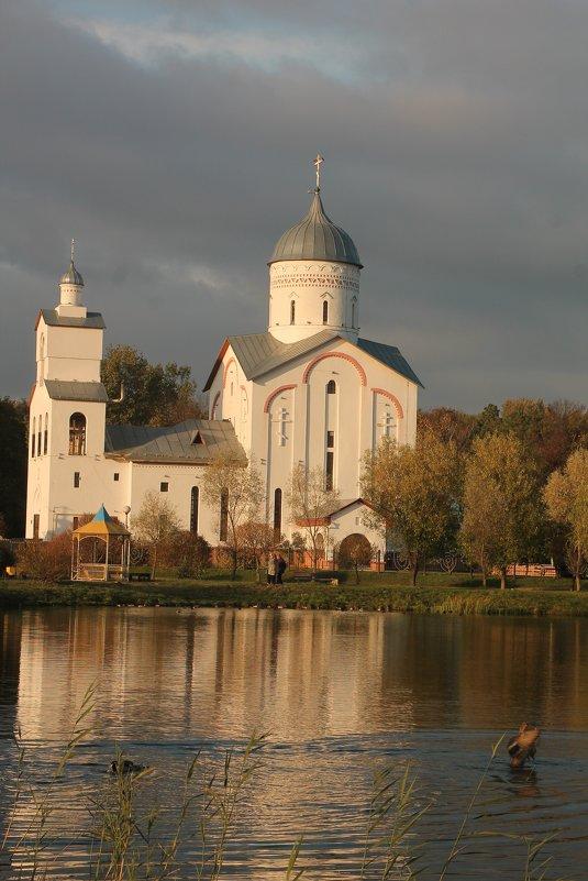 храм - Владимир Зырянов