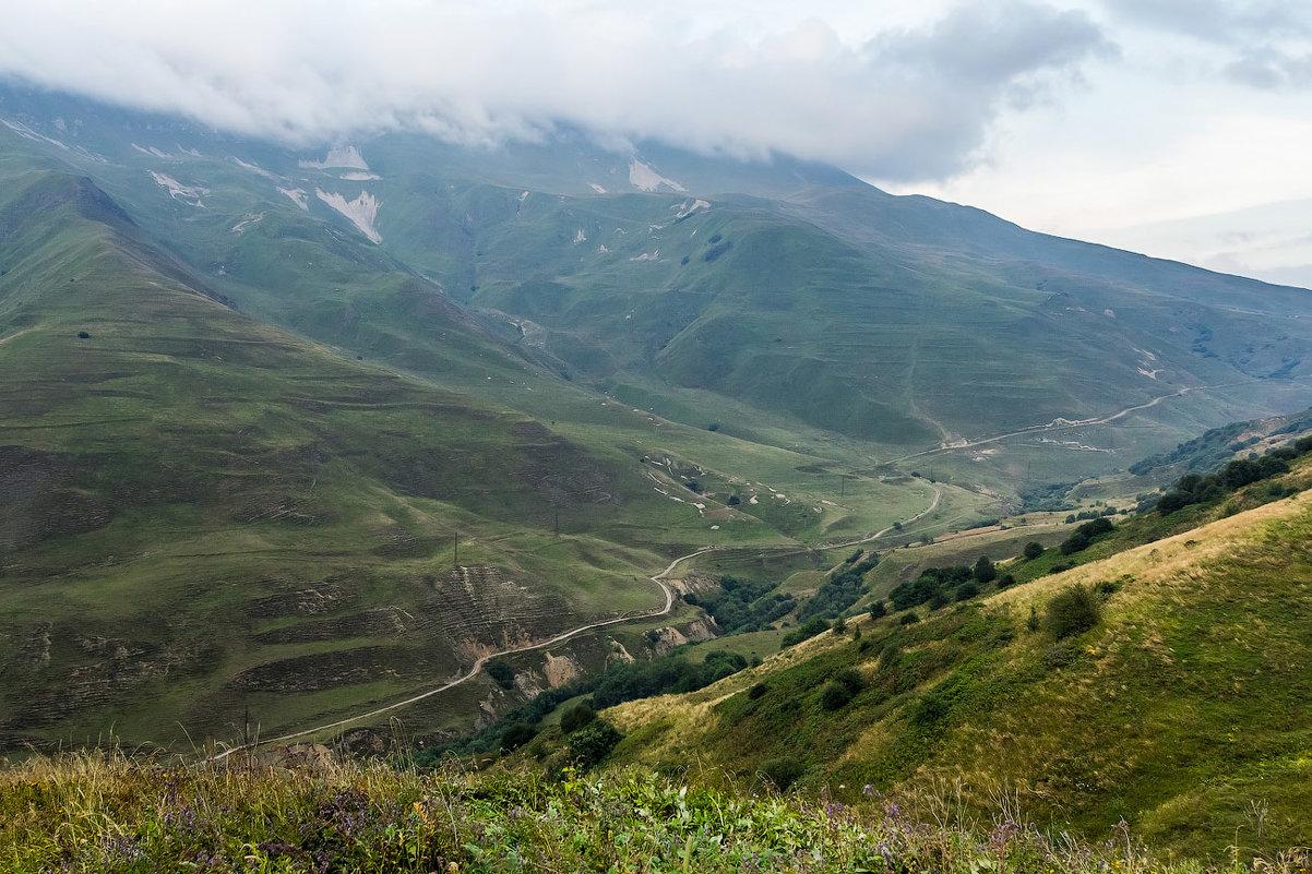 Горы Кавказа - Юрий Поздников