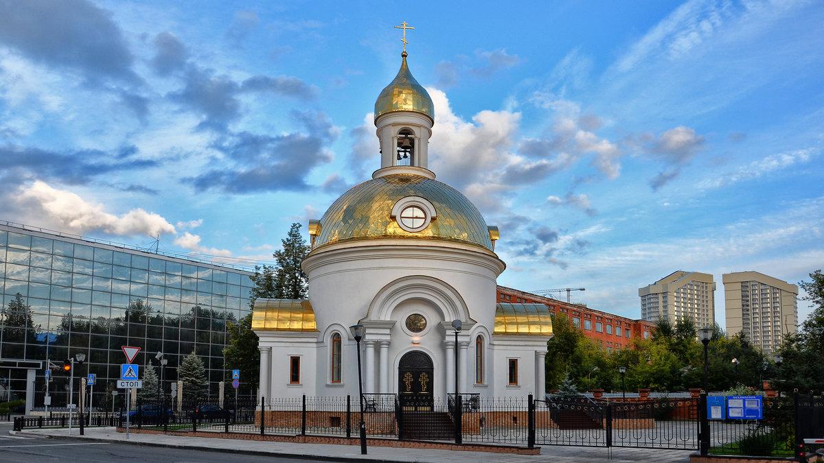 Храм святого великомученика Георгия Победоносца - Gruff_D .