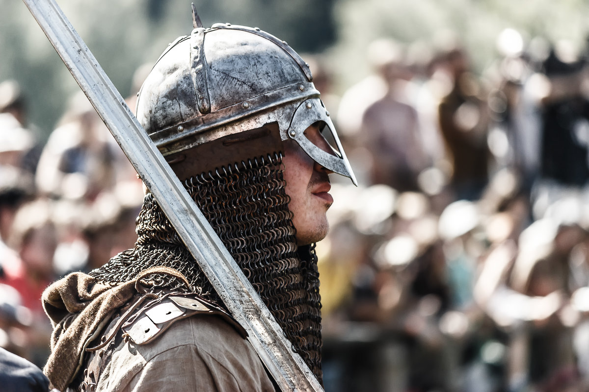 Ещё один рыцарь - Noregr