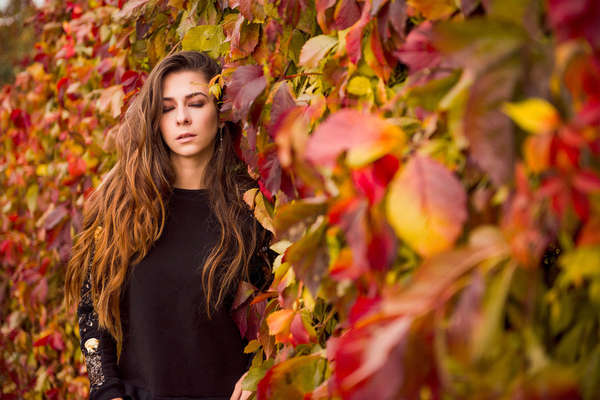 Осень 3 - Евгений