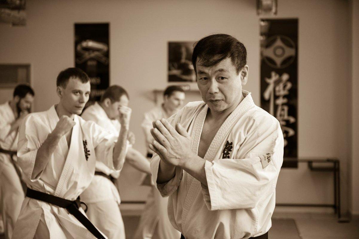Шихан Кои и его техника каратэ - Александр Колесников