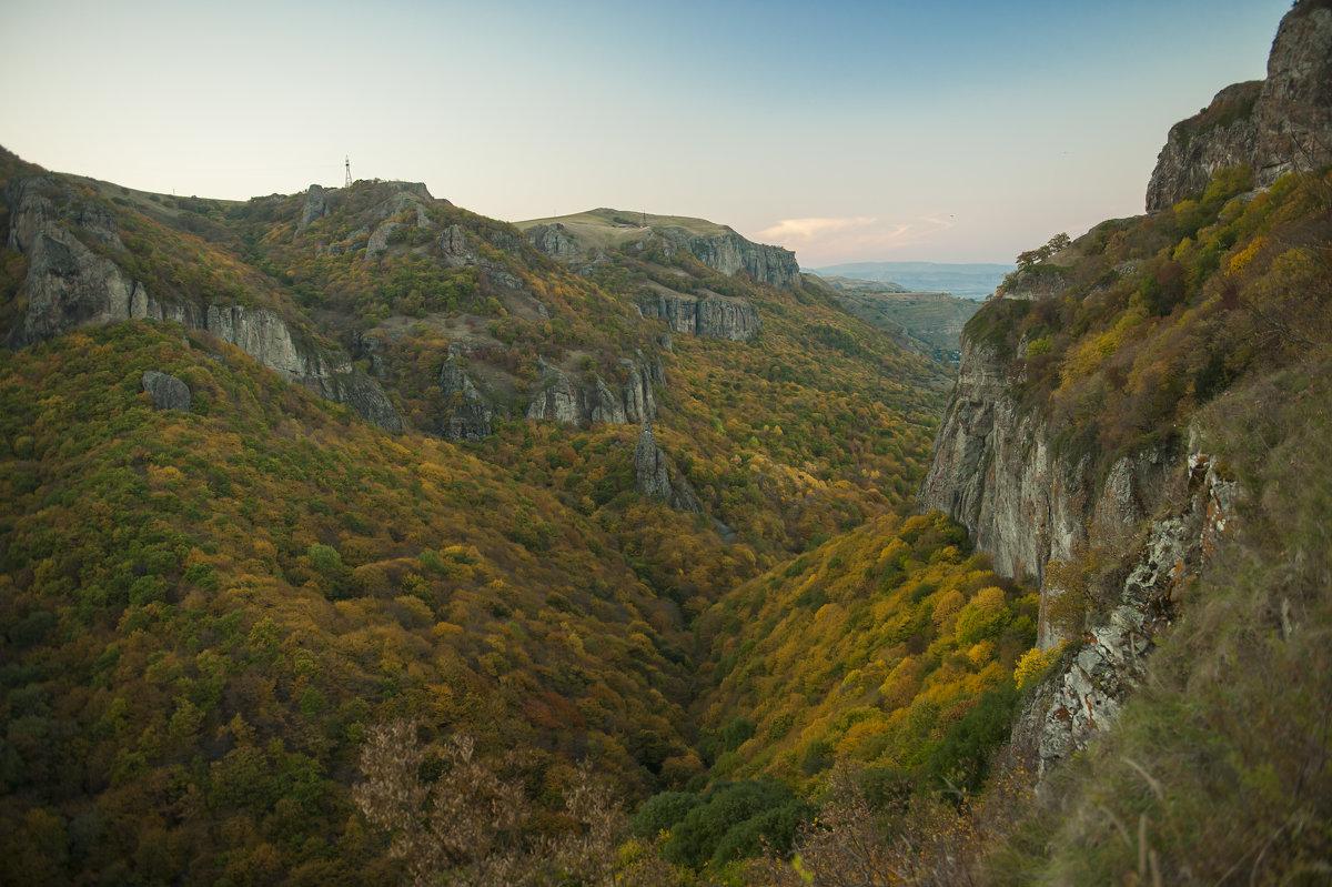 гора Шоан с обратной стороны - Евгений Khripp