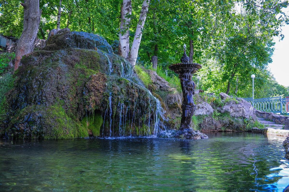 Парк в Нижнекамске - Сергей Тагиров