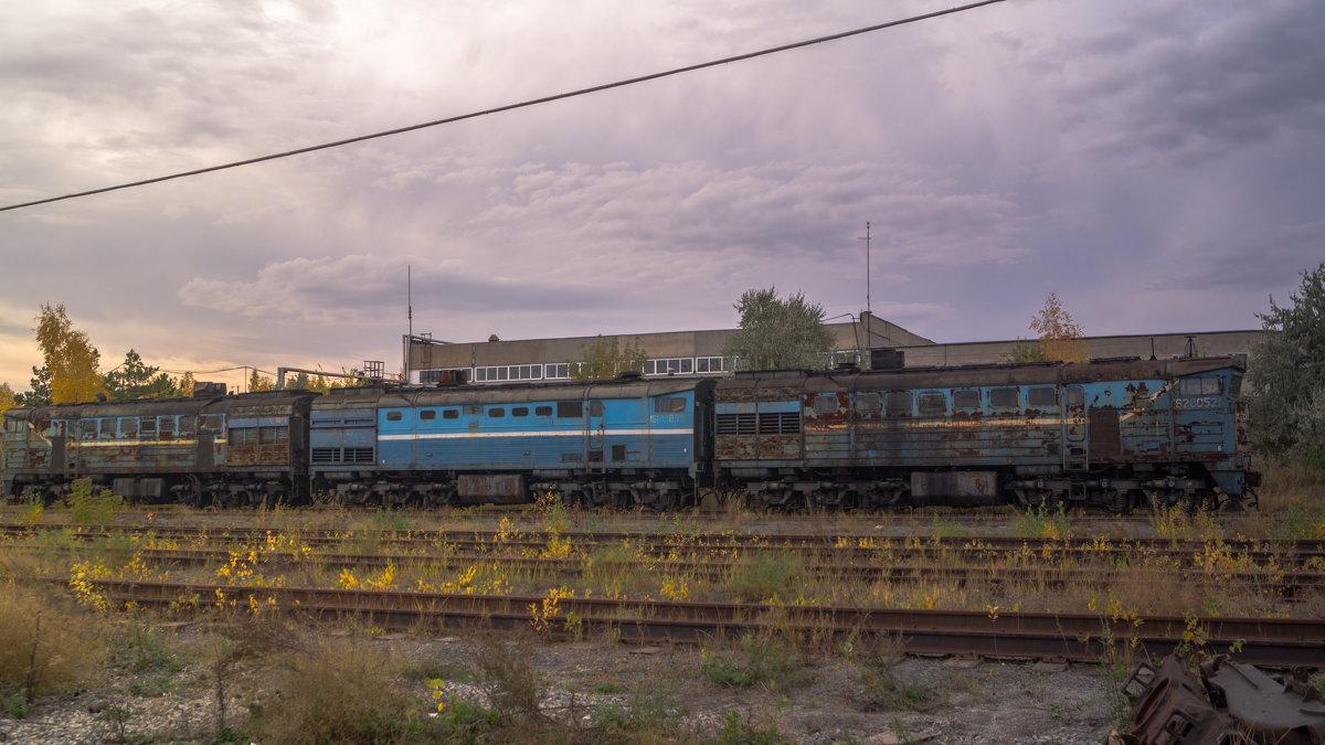 локомотив - Владимир Болдырев