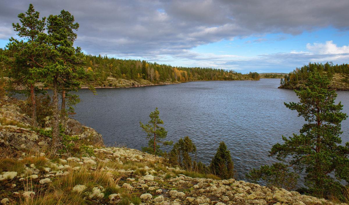 Ладожское озеро - Елена Решетникова