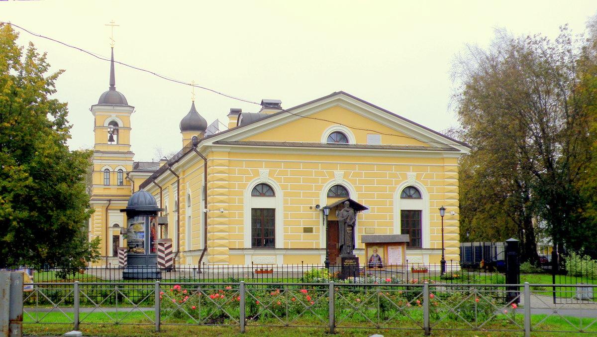 Церковь преподобного Серафима Саровского  /2/ - Сергей