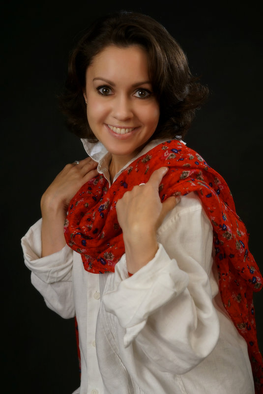 Актриса Галина Р. - Михаил Трофимов