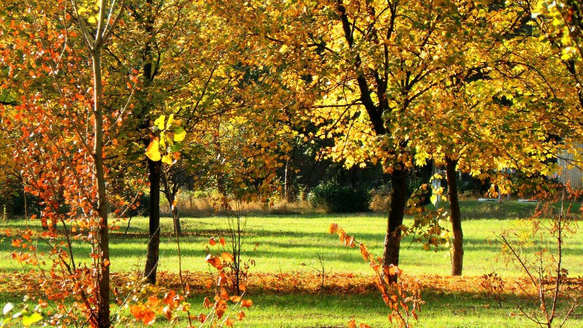Осень - Oleg Ustinov