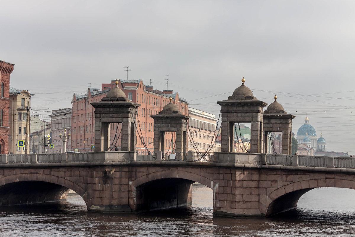 Старо-Калинкин мост - Валерий Смирнов