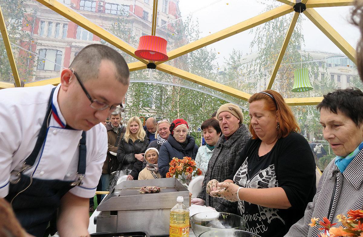 Очередь на дегустацию - Татьяна Нижаде