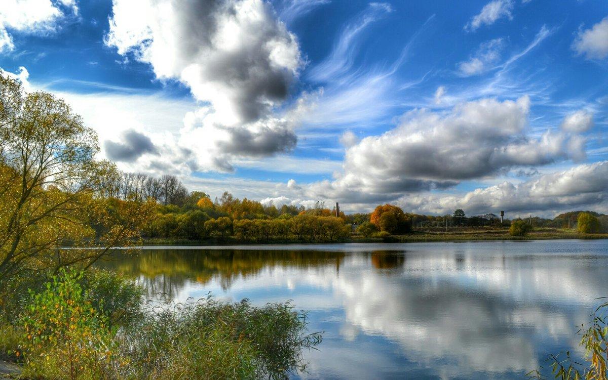 Осень на Смоленщине (2) - Милешкин Владимир Алексеевич