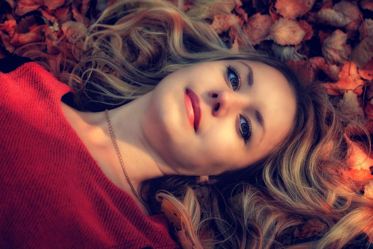 Краски осени - Марина Кузьмина