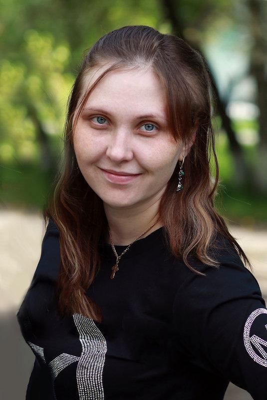 такая я - Анюта Плужникова