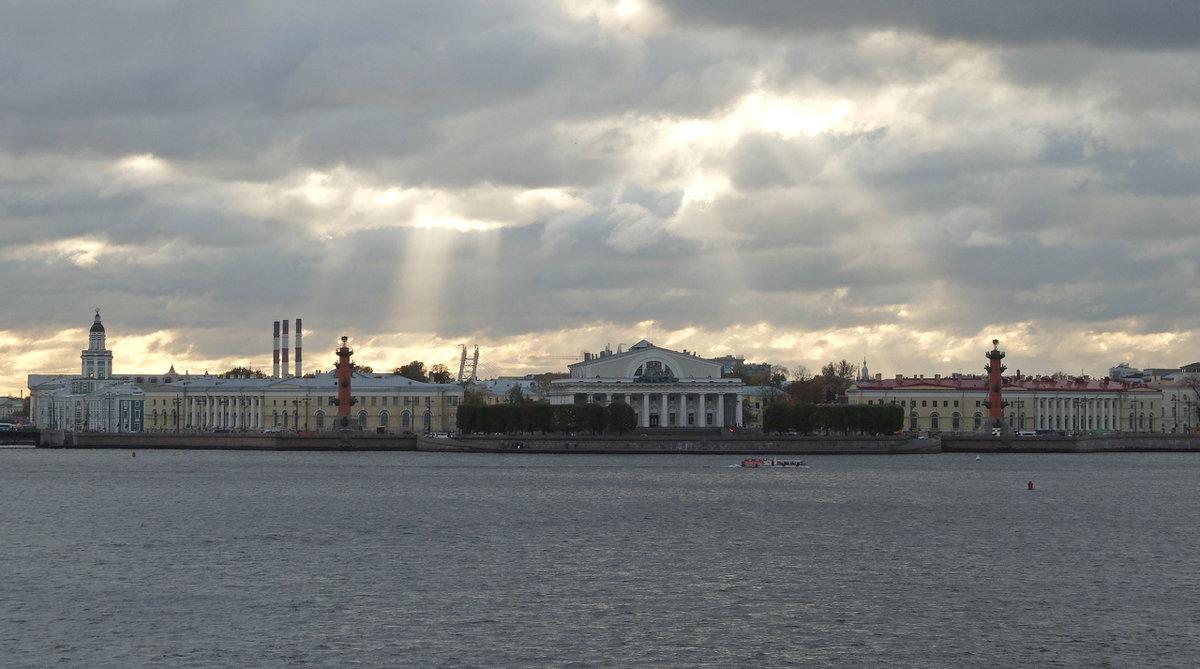Проходя по Троицкому мосту - tipchik