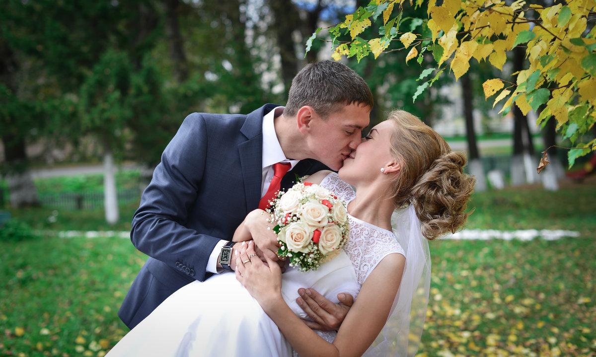 поцелуй - Андрей Беспалов