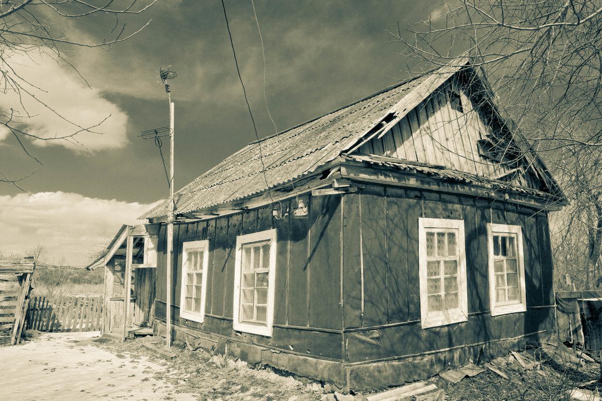 дом прабабушки - ирина