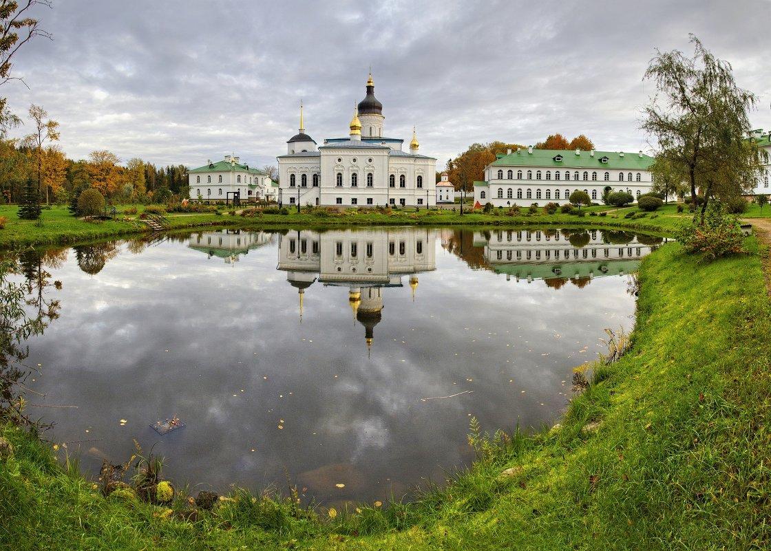 Спасо-Елеазаровский монастырь - Константин