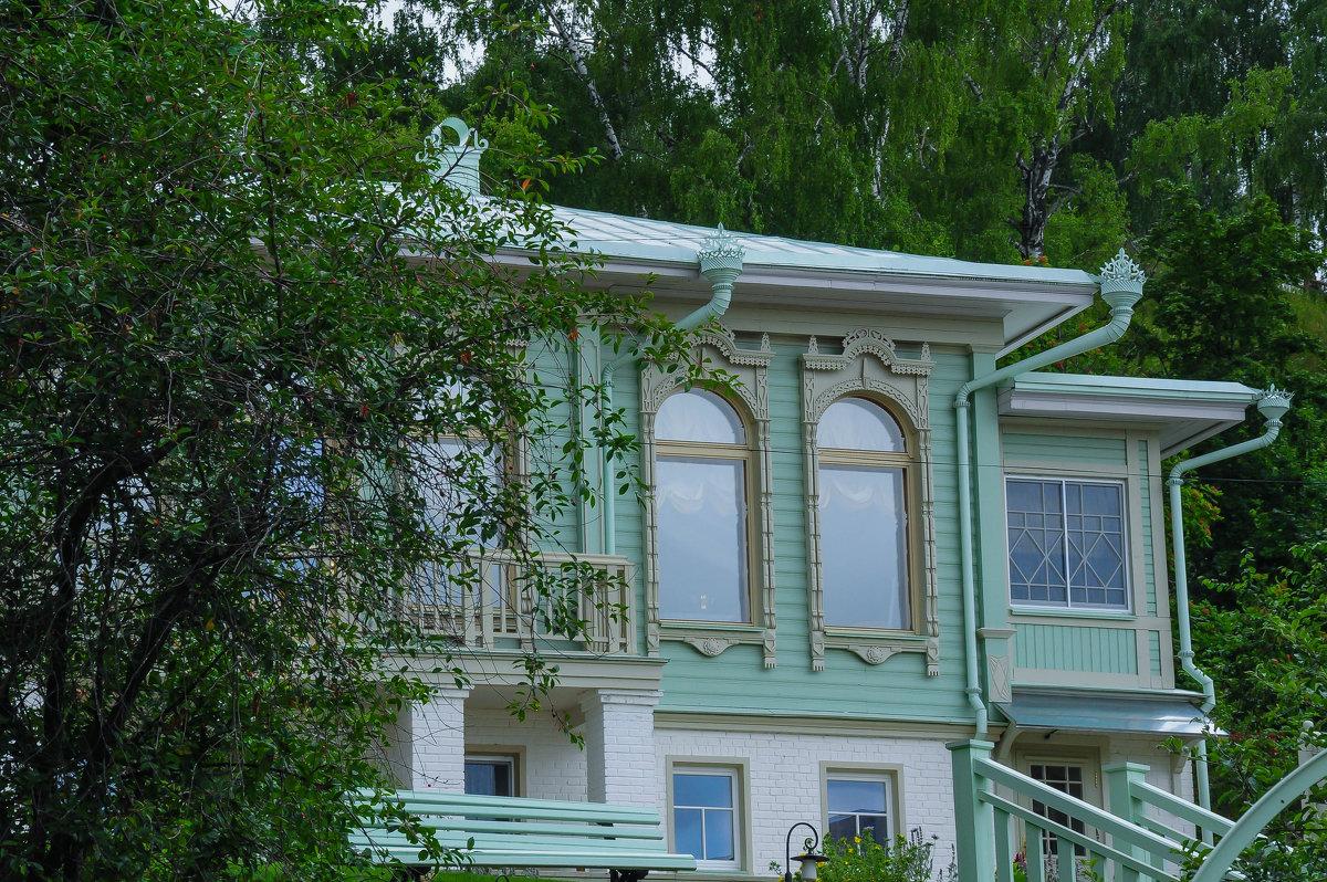 Дом в Плесе - Сергей Тагиров