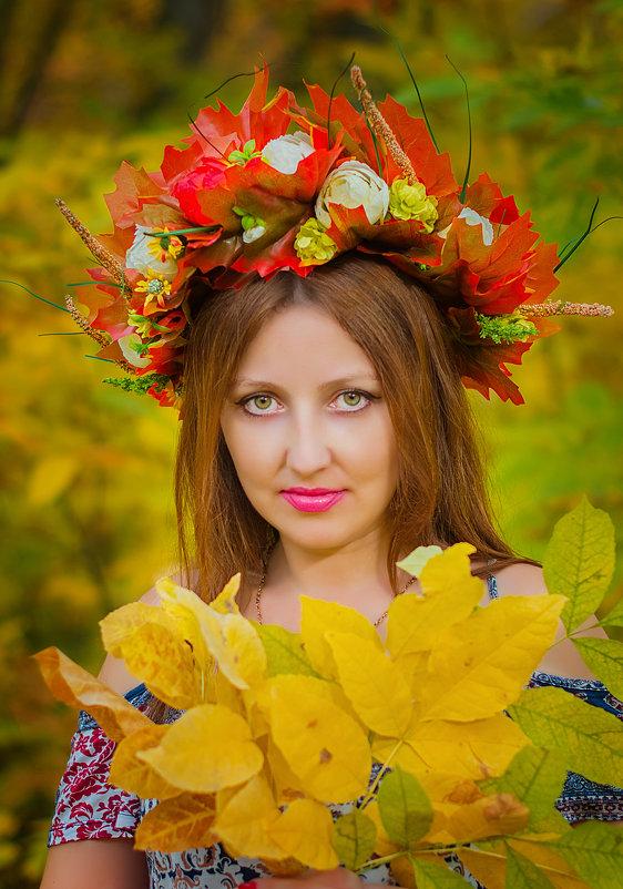 Осень продолжается! - Ольга Егорова