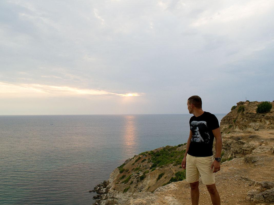Фиолент-Малый маяк - Энвер Крымский