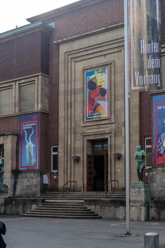 Музейный комплекс Эренхоф, Дюссельдорф - Witalij Loewin