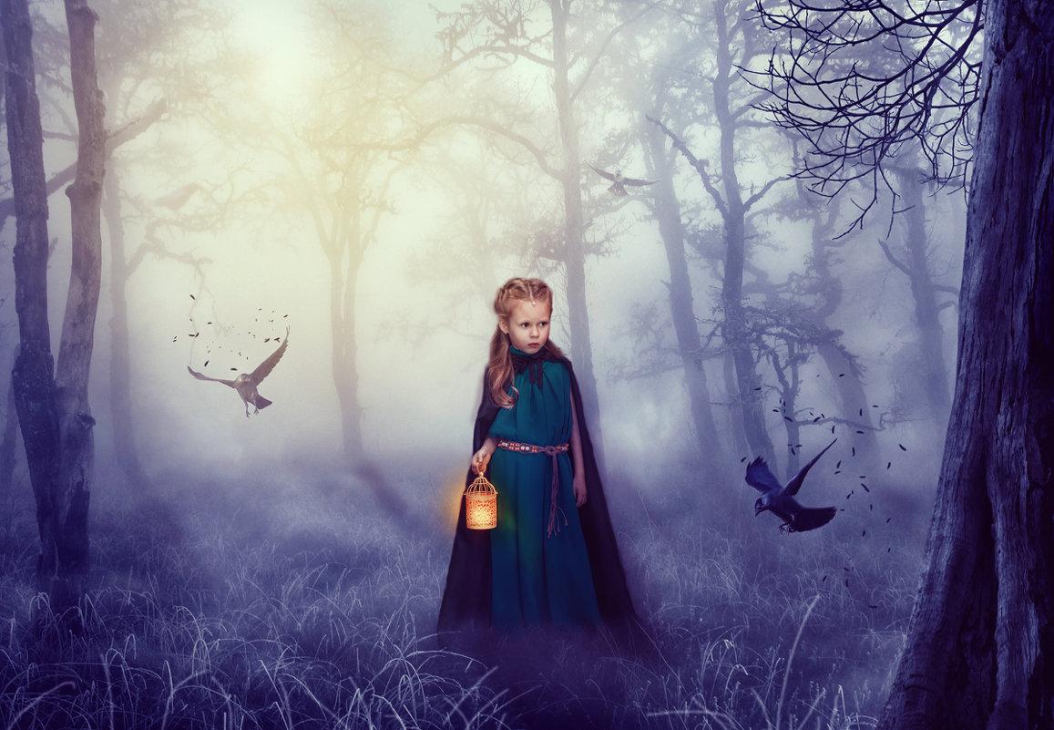 Таинственный лес - Ольга Русецкая