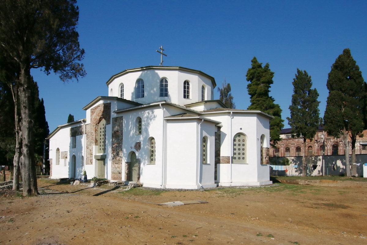 Драндский собор - Илья Скупой