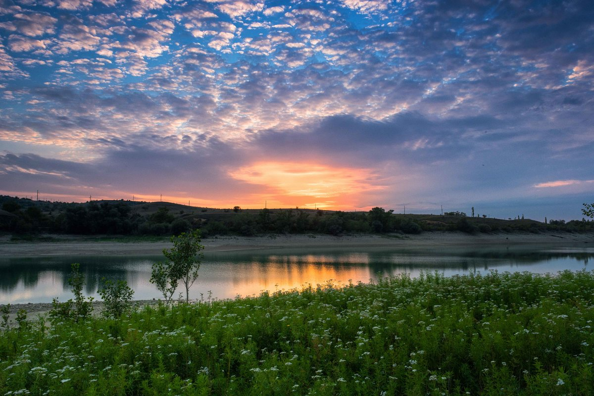 Закат по крымски - Ольга