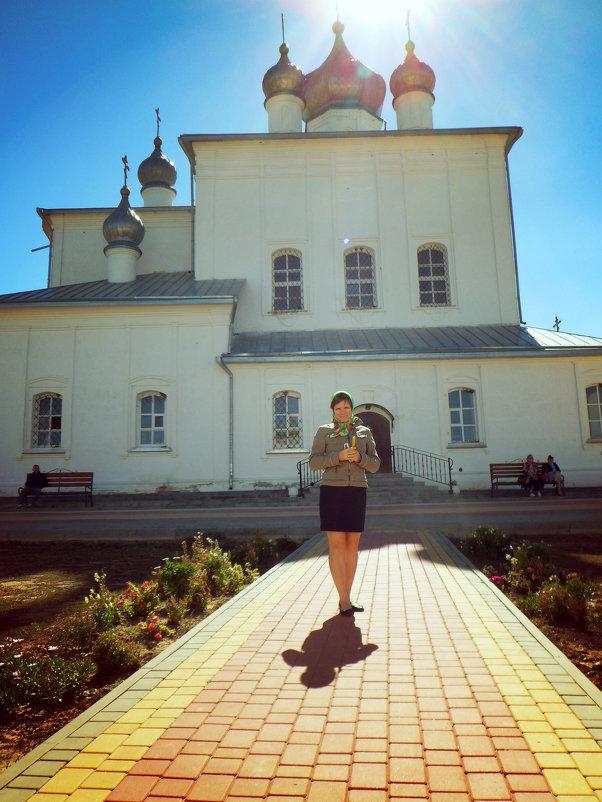 Кременской монастырь - Татьяна Королева